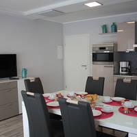 Voorbeeld keuken 3-kamerappartement