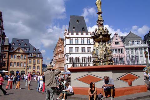 Korting vakantie Moezel 🚗️Hotel Park Plaza Trier