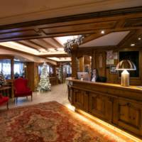 Hotel Medil - receptie