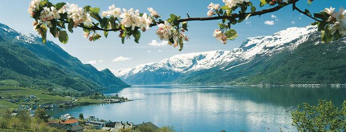 Autovakantie Westelijk Fjordengebied