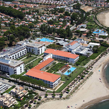 Overzicht Hotel Estival Eldorado Resort