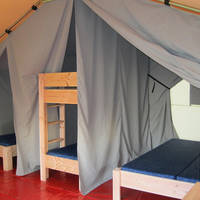 Safaritent Rent a Tent Camel