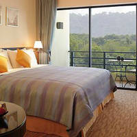 voorbeeldkamer Kinabalu Wing Mountain View