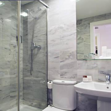 Badkamer Hotel BCN Urban del Comte
