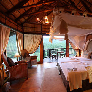 Mkuze Falls Lodge