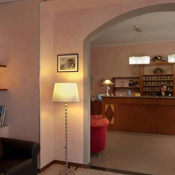 Receptie Hotel Diva