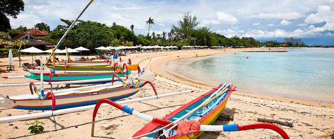 Strand van Sanur