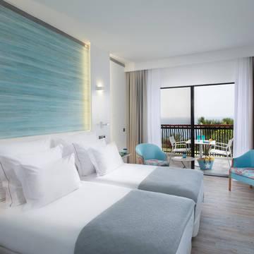 Voorbeeldkamer standaard Hotel Baia Azul