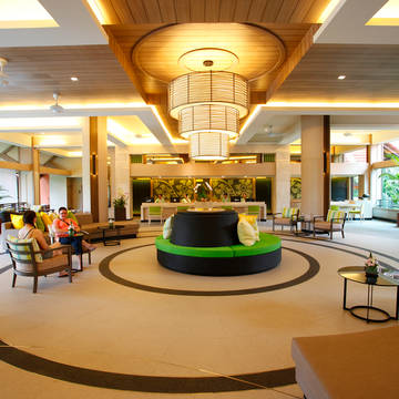 Lobby Patong Merlin Hotel Patong Merlin Hotel