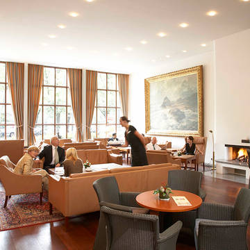 Lobby Hotel Baseler Hof