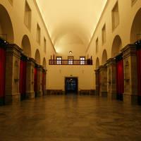 Binnenkant Pousada Beja