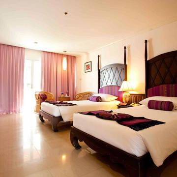 Voorbeeld Superior Kamer Beach Wing The Cha-Am Methavalai Hotel