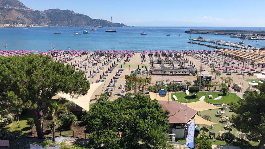 Strand Sporting Baia Hotel