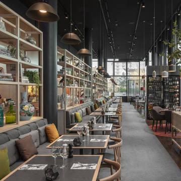 Restaurant Quality Globe Hotel
