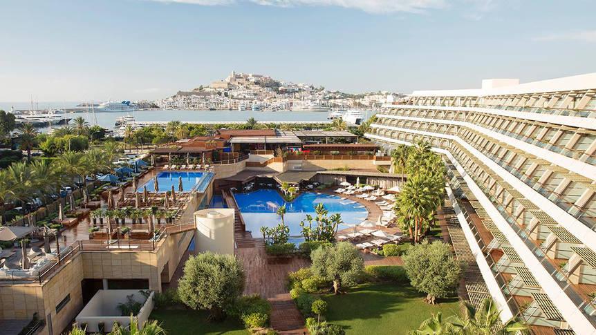 Exterieur Ibiza Granhotel