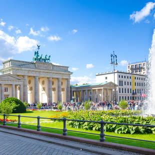 Branderburger Tor, Berlijn, Duitsland