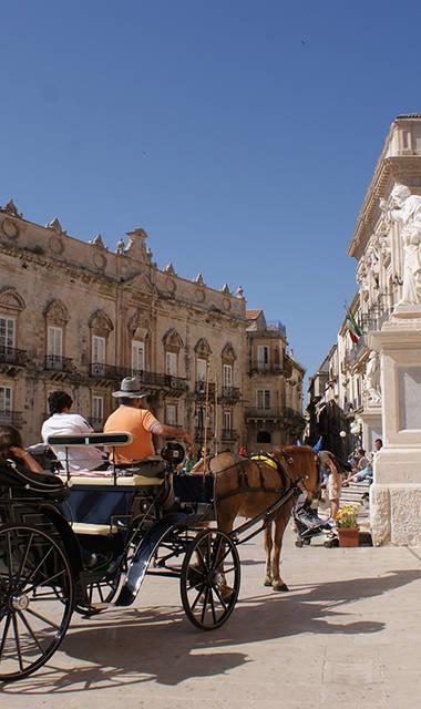 8-daagse fly-drive Ontdek Sicilië - 4-sterren hotels