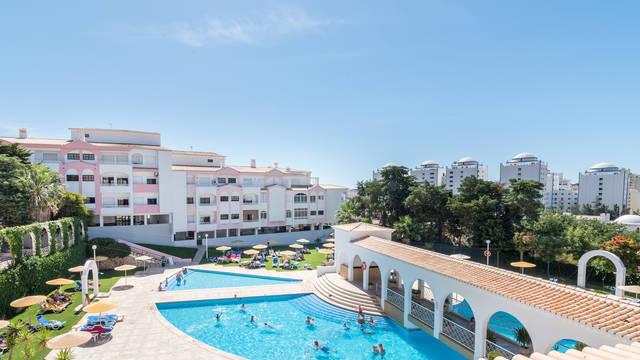 Zwembad Appartementen Clube Vilarosa