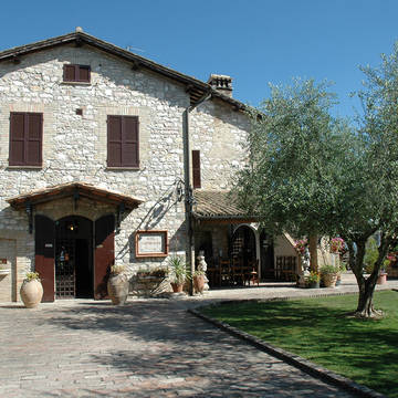 Entree Tre Esse Country House