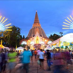Wat Pra Pathom Chedi