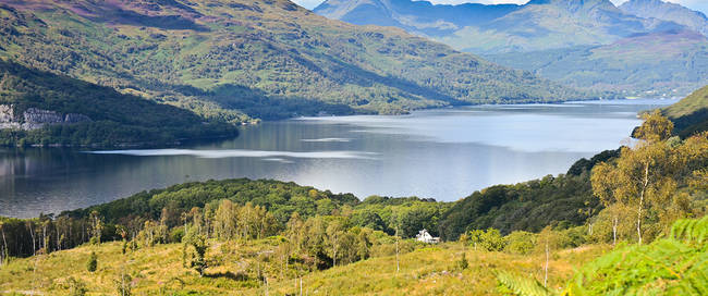 Loch Lomond & The Trossachs Nationaal Park