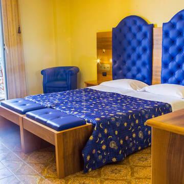 Voorbeeldkamer Taormina Park Hotel