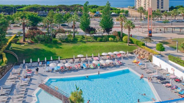 Zwembad Hotel Montemar Maritim