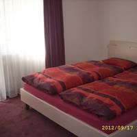 Voorbeeld van een slaapkamer