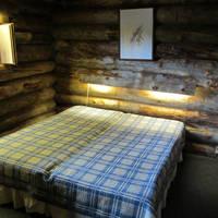 Kelobungalow slaapkamer