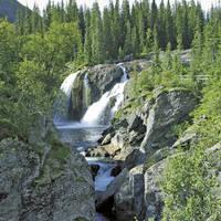 Rjukande Waterval