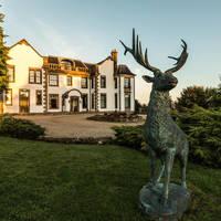 Gleddoch House Hotel exterieur