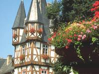 Rudesheim vakwerk