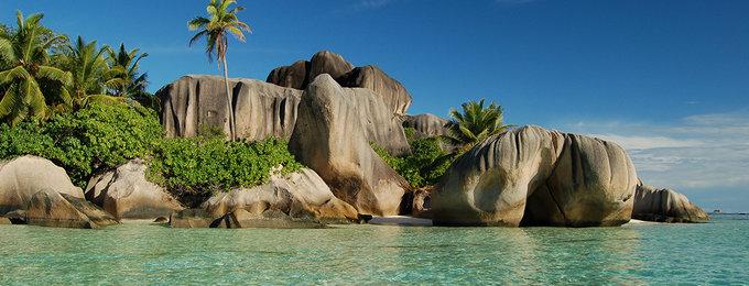 Verre reizen Seychellen