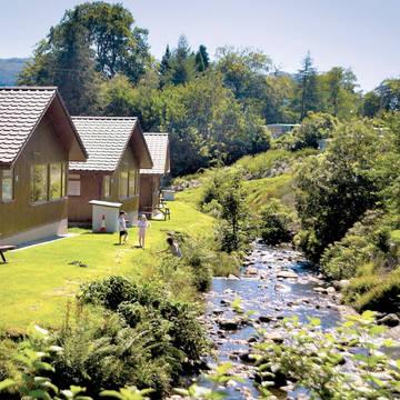 Voorbeeld 4-kamerwoning Lochgoilhead Lodges Vakantiepark