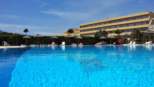 Zwembad Axis Ofir Beach Resort