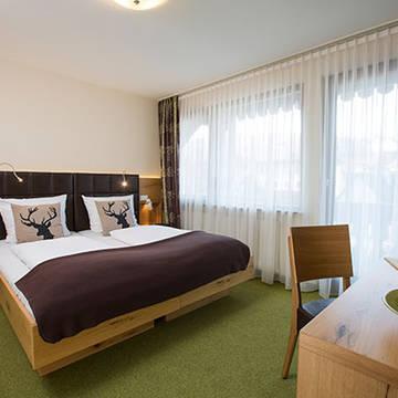 Voorbeeldkamer Komfort Hotel Rössle