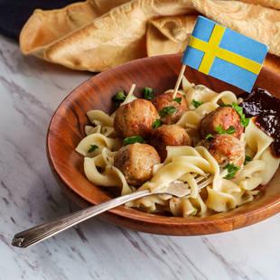 Zweedse Köttbullar