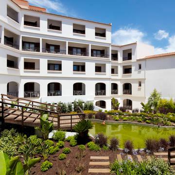 Tuin Hotel Tivoli Lagos