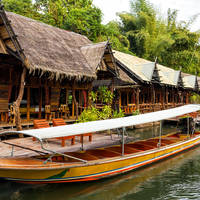 Boottocht River Kwai