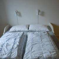 4-kamerappartement, slaapkamer voorbeeld