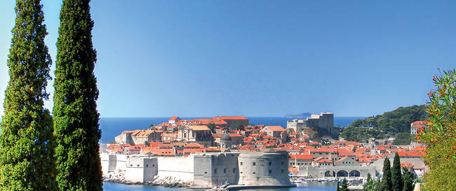 Overzicht Dubrovnik