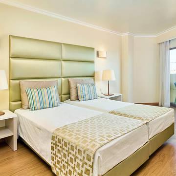 Voorbeeldkamer Hotel Baia Grande