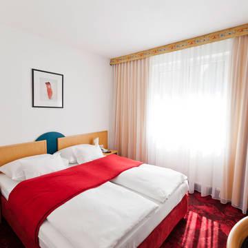 Kamer Hotel Boltzmann