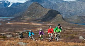 Beitostolen mountainbiken - Foto: Terje Rakke