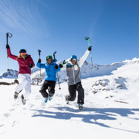 All inclusive wintersport