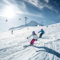 Gletsjerpiste Kitzsteinhorn