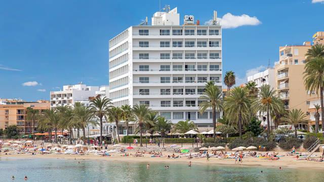 Hotel aanzicht Ibiza Playa