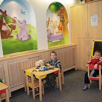 Kinderspeelkamer