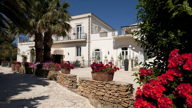 Exterieur Charme Hotel Villa Fitalia