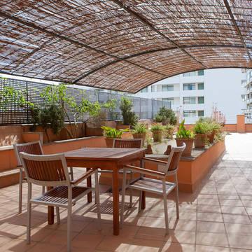 Terras Hotel Armadams